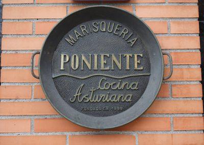 Restaurante Sidrería Poniente - Paella 2