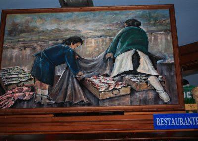 Restaurante Sidrería Poniente - Cuadro 2