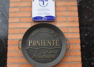 Restaurante Sidrería Poniente - Paella