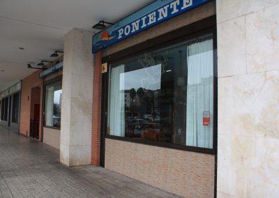 Restaurante Sidrería Poniente - Fachada 2