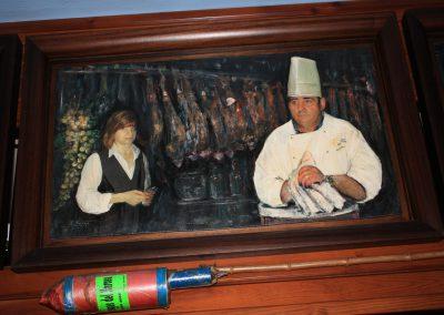 Restaurante Sidrería Poniente - Cuadro 4